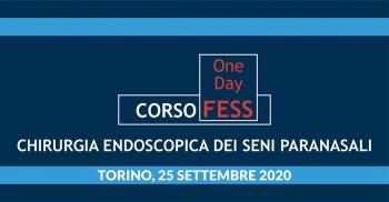 Corso ONE-DAY FESS| Chirurgia endoscopica dei seni paranasali
