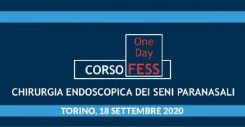 Corso ONE-DAY FESS | Chirurgia endoscopica dei seni paranasali