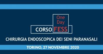 Corso ONE DAY FESS / Chirurgia endoscopica dei seni paranasali