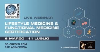Lifestyle Medicine & Functional Medicine Certification