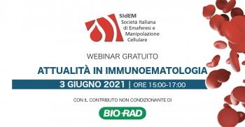 Attualità in Immunoematologia